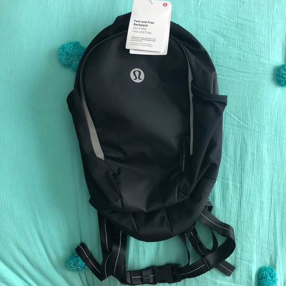 Fast and Free Lululemon Backpack